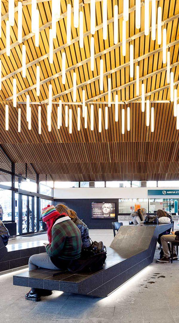 Station Gorinchem - Hollandse Nieuwe Interieur 04