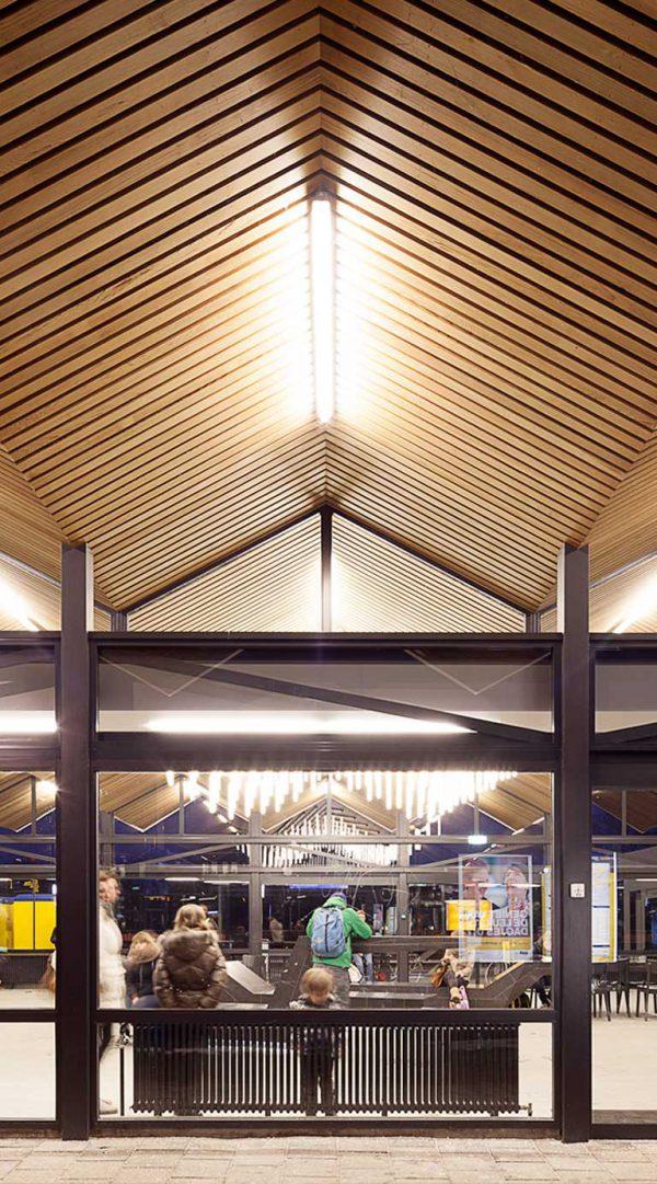 Station Gorinchem - Hollandse Nieuwe Interieur 06