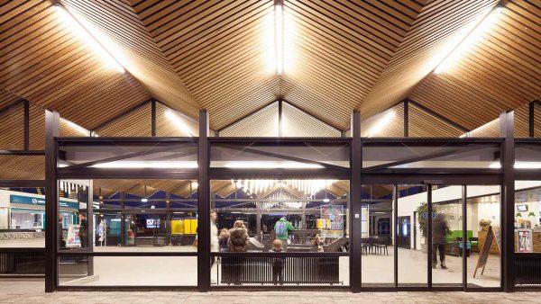 Station Gorinchem - Hollandse Nieuwe Interieur 07