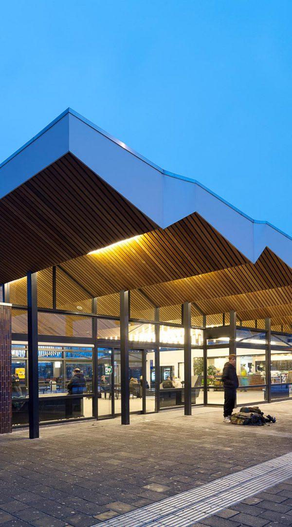 Station Gorinchem - Hollandse Nieuwe Interieur 08