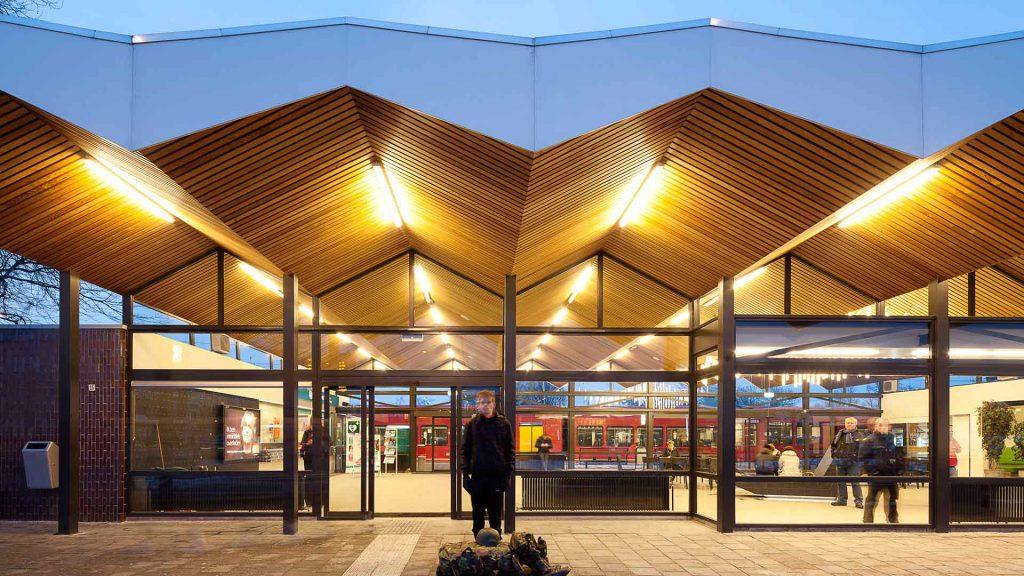 Station Gorinchem - Hollandse Nieuwe Interieur 11