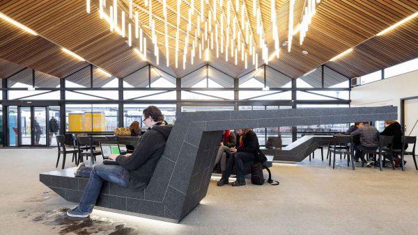 Station Gorinchem - Hollandse Nieuwe Interieur 14