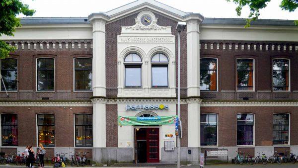 Universiteit Utrecht Masterplan - Hollandse Nieuwe Interieur 08