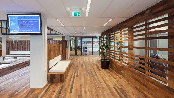 Vrije Universiteit - Hollandse Nieuwe Interieur 04