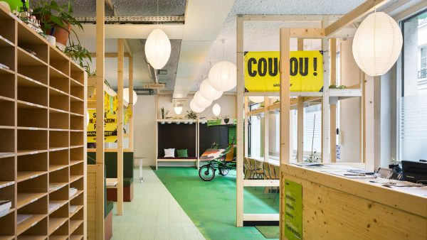 Greenpeace France Hollandse Nieuwe Interieur L00
